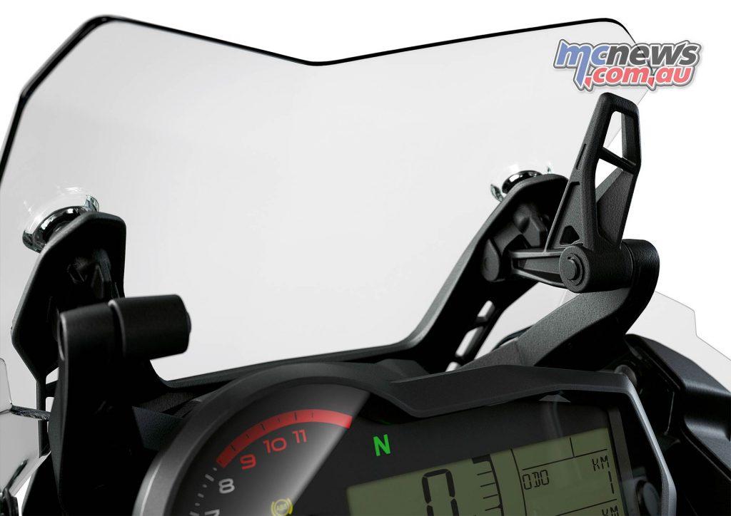 BMW FGS Adventure Studio Screen
