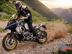 BMW R GS Adventure Action