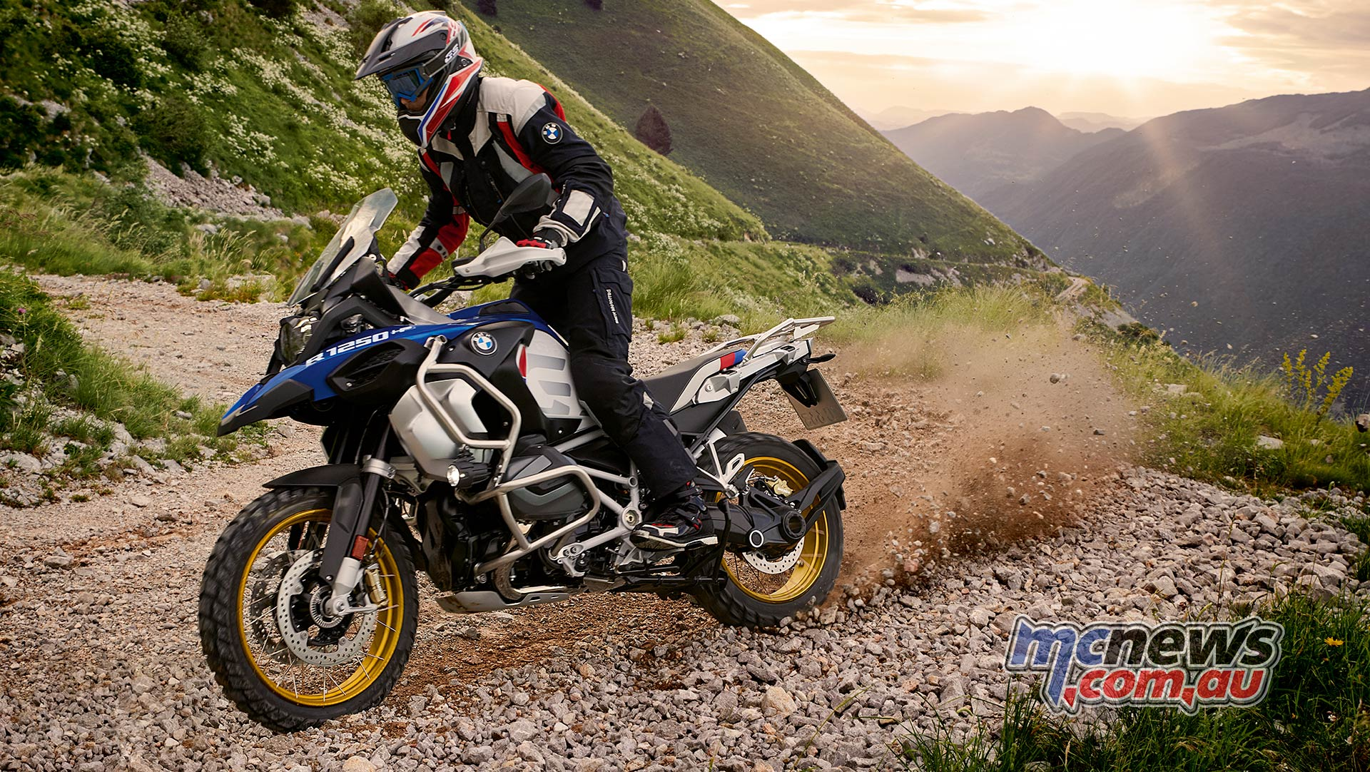 2019 Bmw R 1250 Gs Adventure More Mumbo Sharp Looks Mcnews Com Au