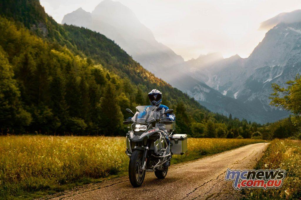 BMW R GS Adventure Action