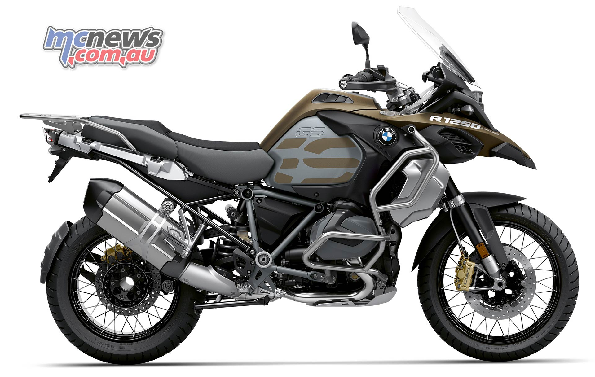 2019 bmw r 1250 gs adventure more mumbo sharp looks. Black Bedroom Furniture Sets. Home Design Ideas
