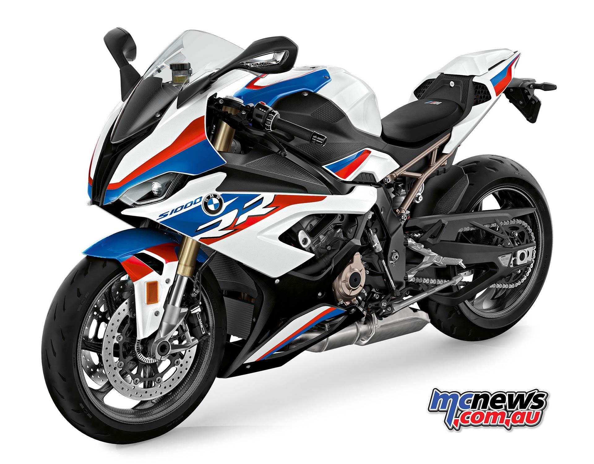 2019 Bmw S 1000 Rr New 207hp Engine 11kg Lighter Mcnews Com Au