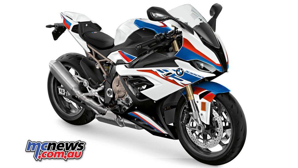BMW S RR Motorsport RHF