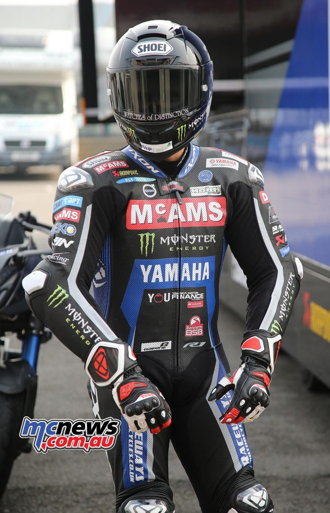 BSB Test Silverstone Tue Jason OHalloran DyeomansImage