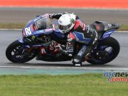 BSB Test Silverstone Tue Jason OHalloran fasted at Test DyeomansImage