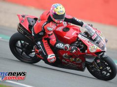 BSB Test Silverstone Tue Josh Brookes DyeomansImage