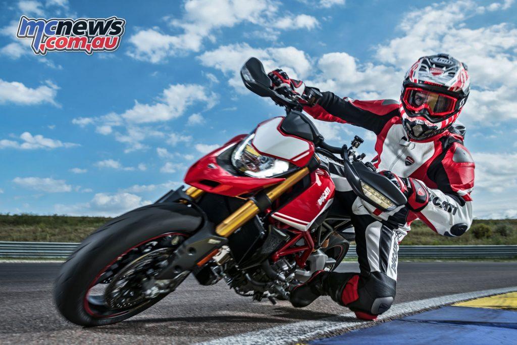 Ducati Hypermotard SP Action UC High