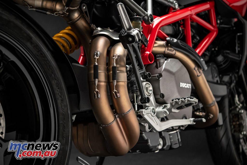 Ducati Hypermotard UC