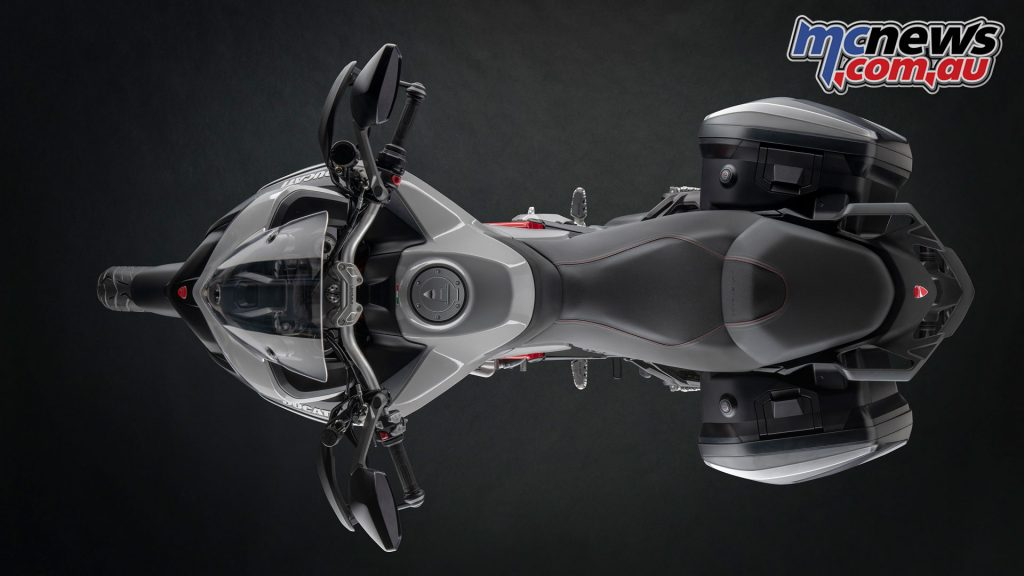 Ducati Multistrada S