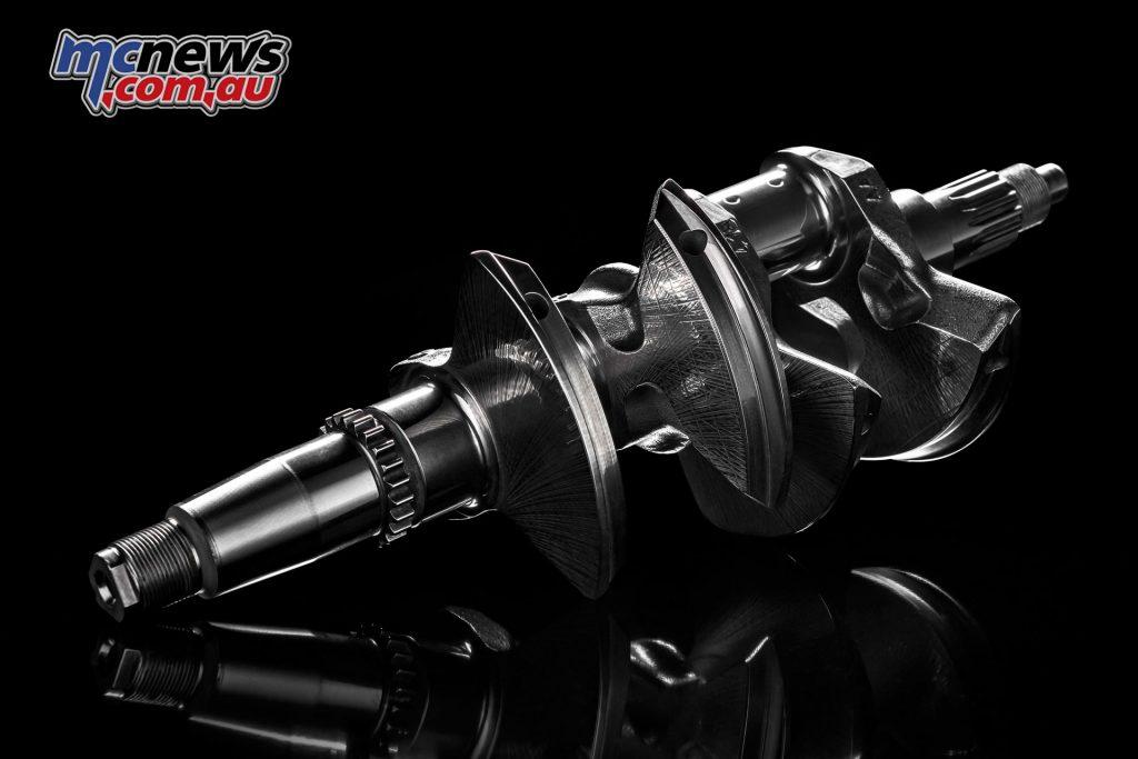 Ducati Panigale V R Engine