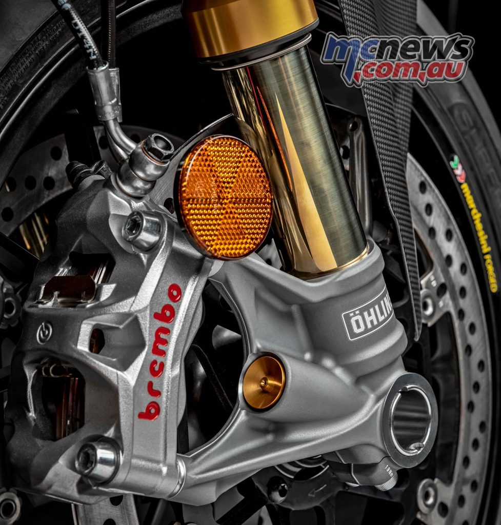 Ducati Panigale VR Brakes