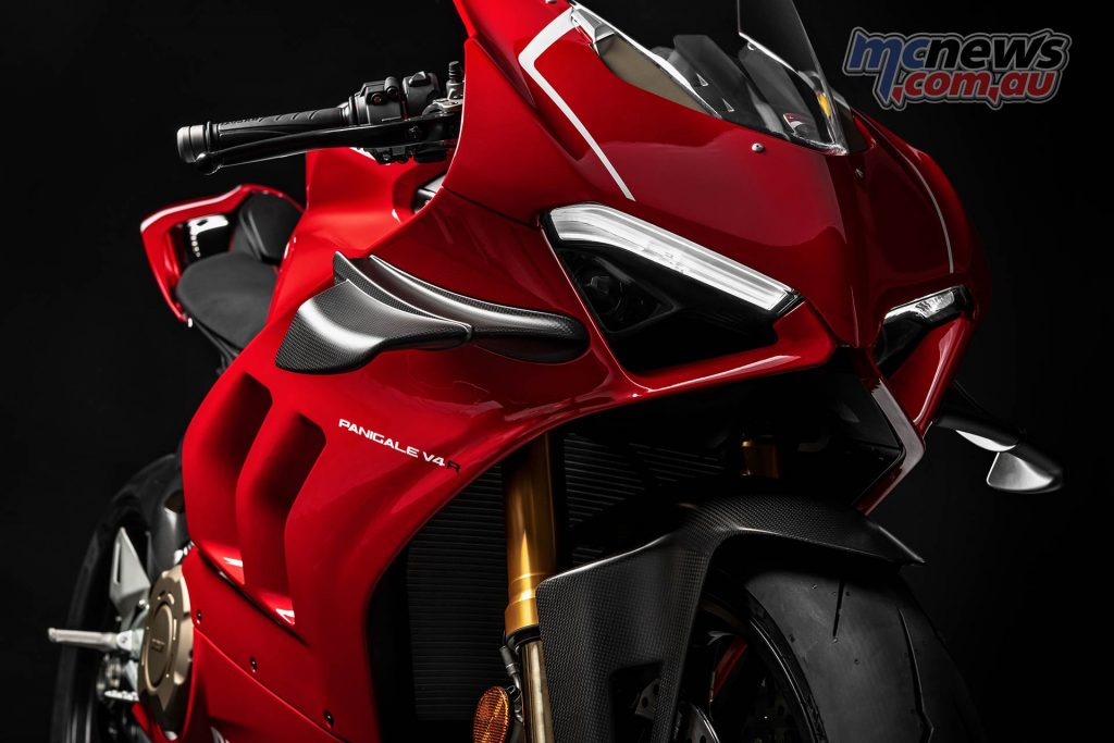 Ducati Panigale VR RHF Half
