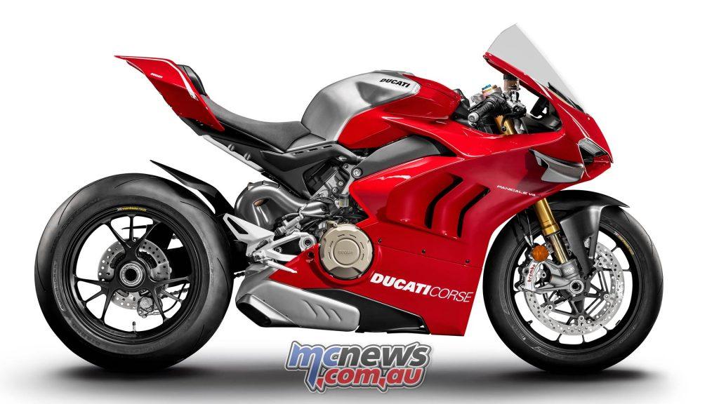 Ducati Panigale VR RHS