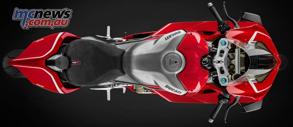 Ducati Panigale VR Top