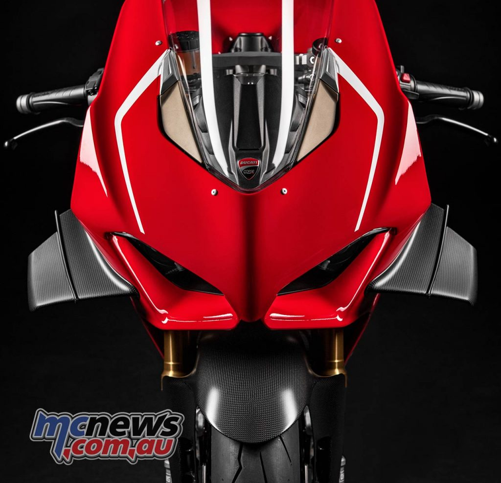 Ducati Panigale VR Top Front
