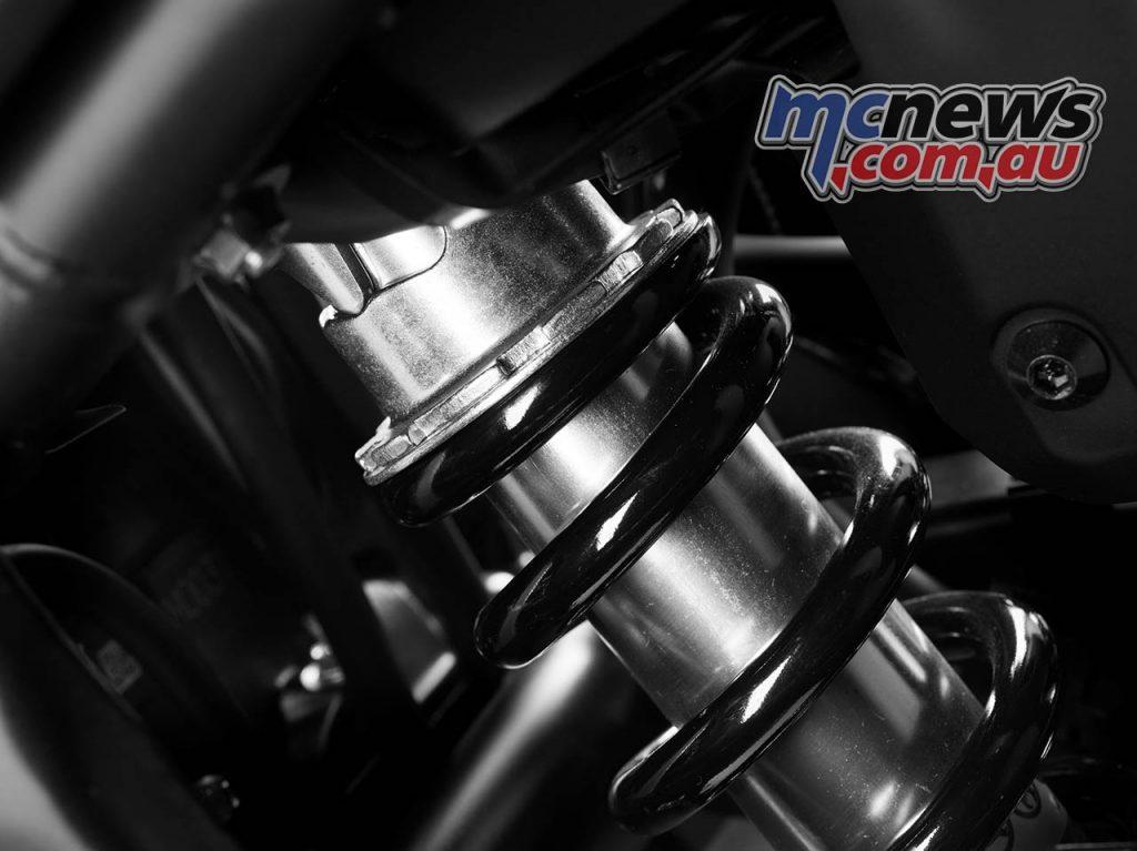 Honda CBF Studio Shock