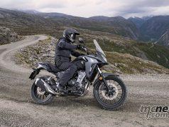 Honda CBX Action