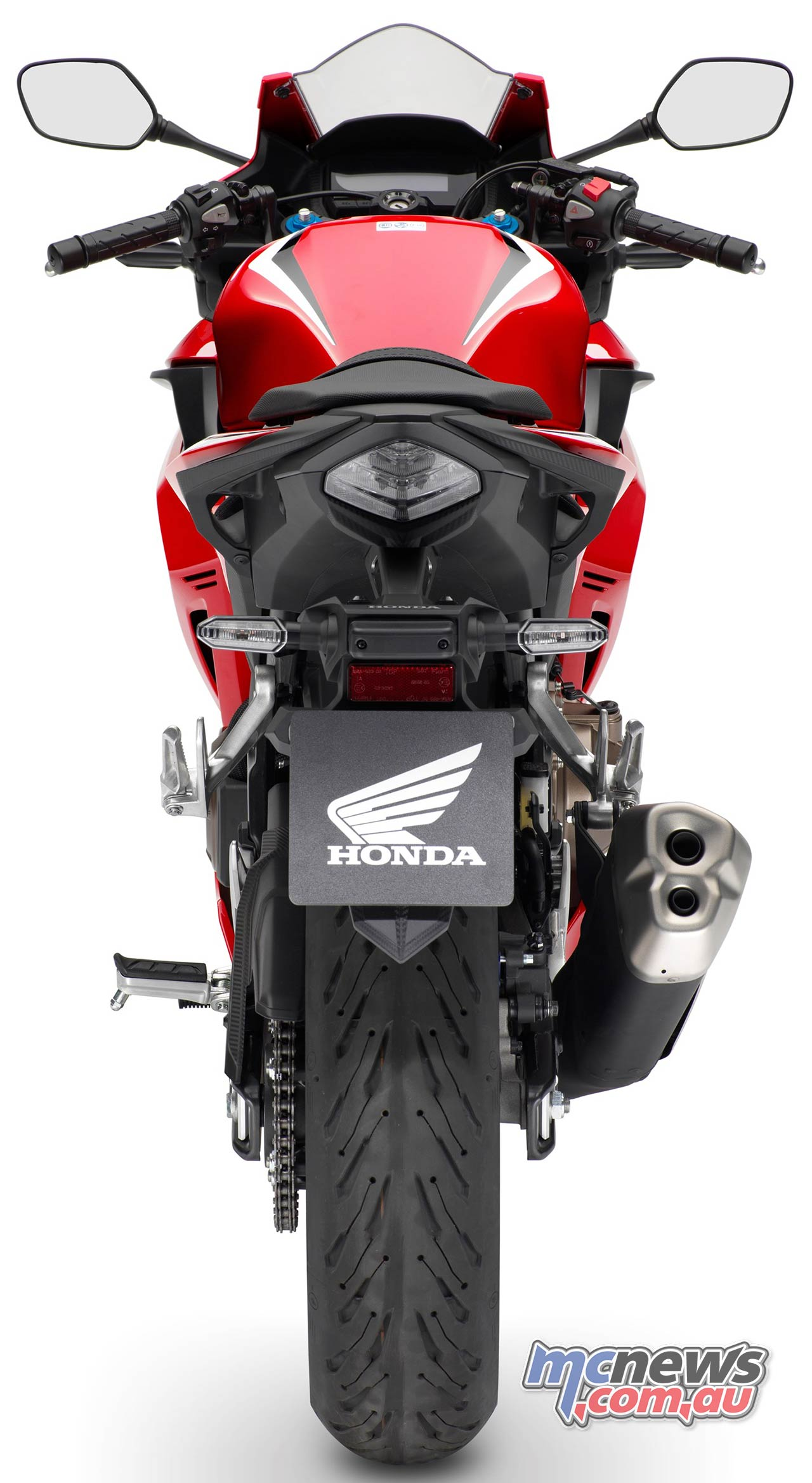 Honda Type R 2018 >> 2019 Honda CBR500R | More grunt | Sharper looks | MCNews ...