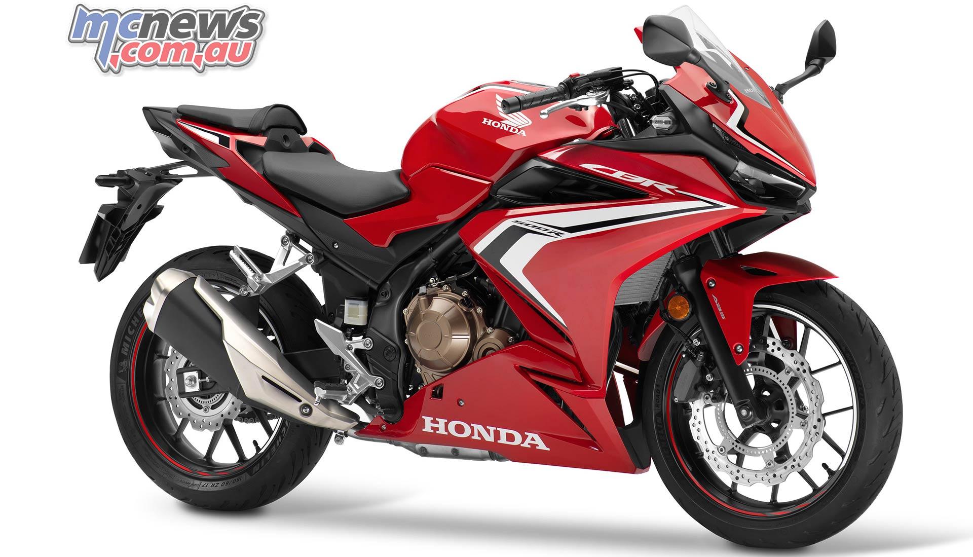 2019 Honda CBR500R | More grunt | Sharper looks | MCNews ...