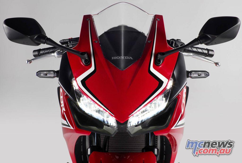 Honda CBRR