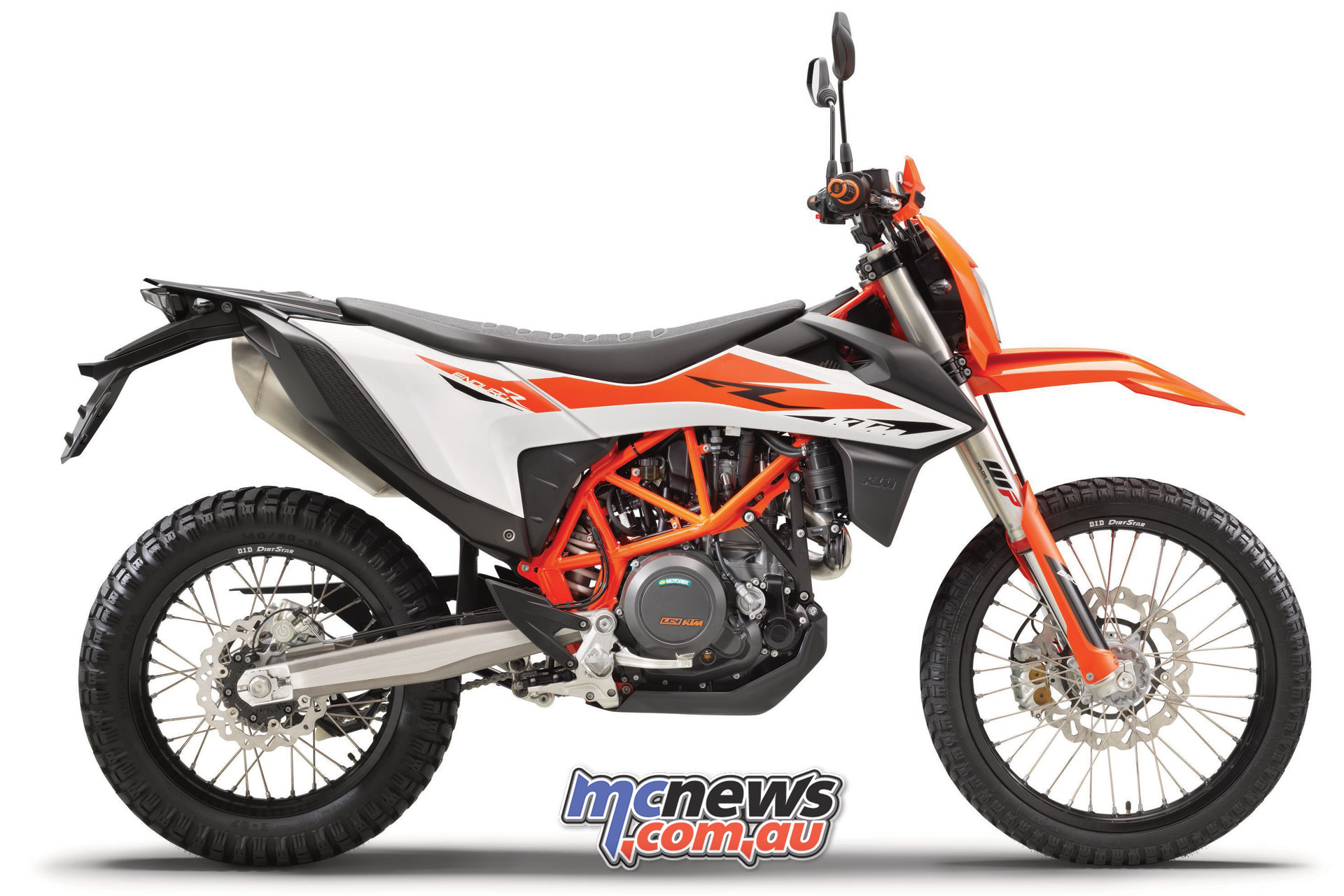2019 Ktm 690 Enduro R More Power Smoother Power