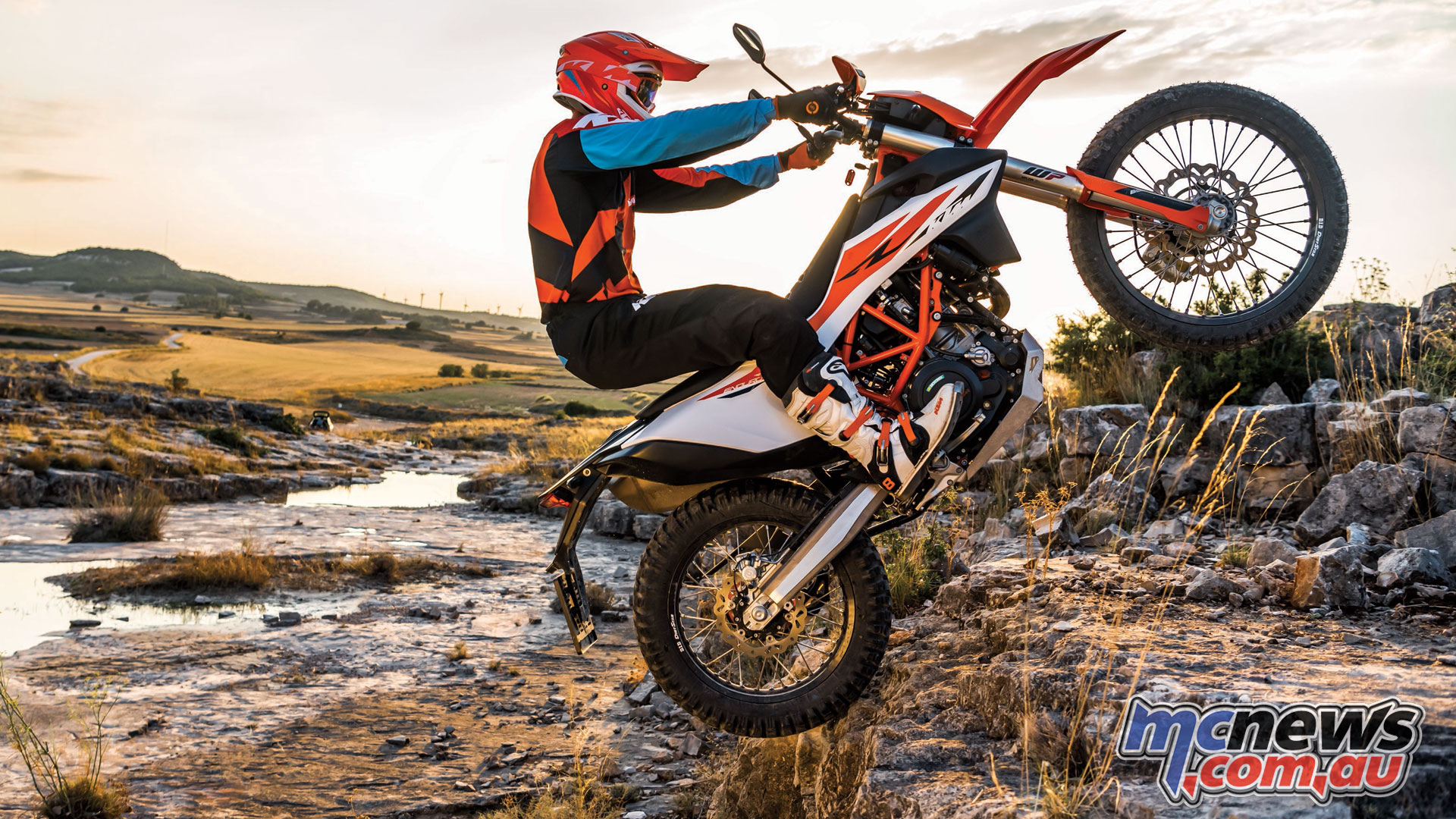 Marvelous 2019 Ktm 690 Enduro R More Power Smoother Power Mcnews Cjindustries Chair Design For Home Cjindustriesco