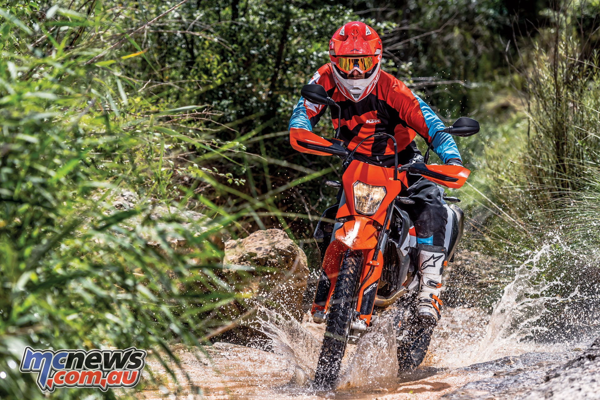 2019 KTM 690 Enduro R   More Power   Smoother Power   MCNews