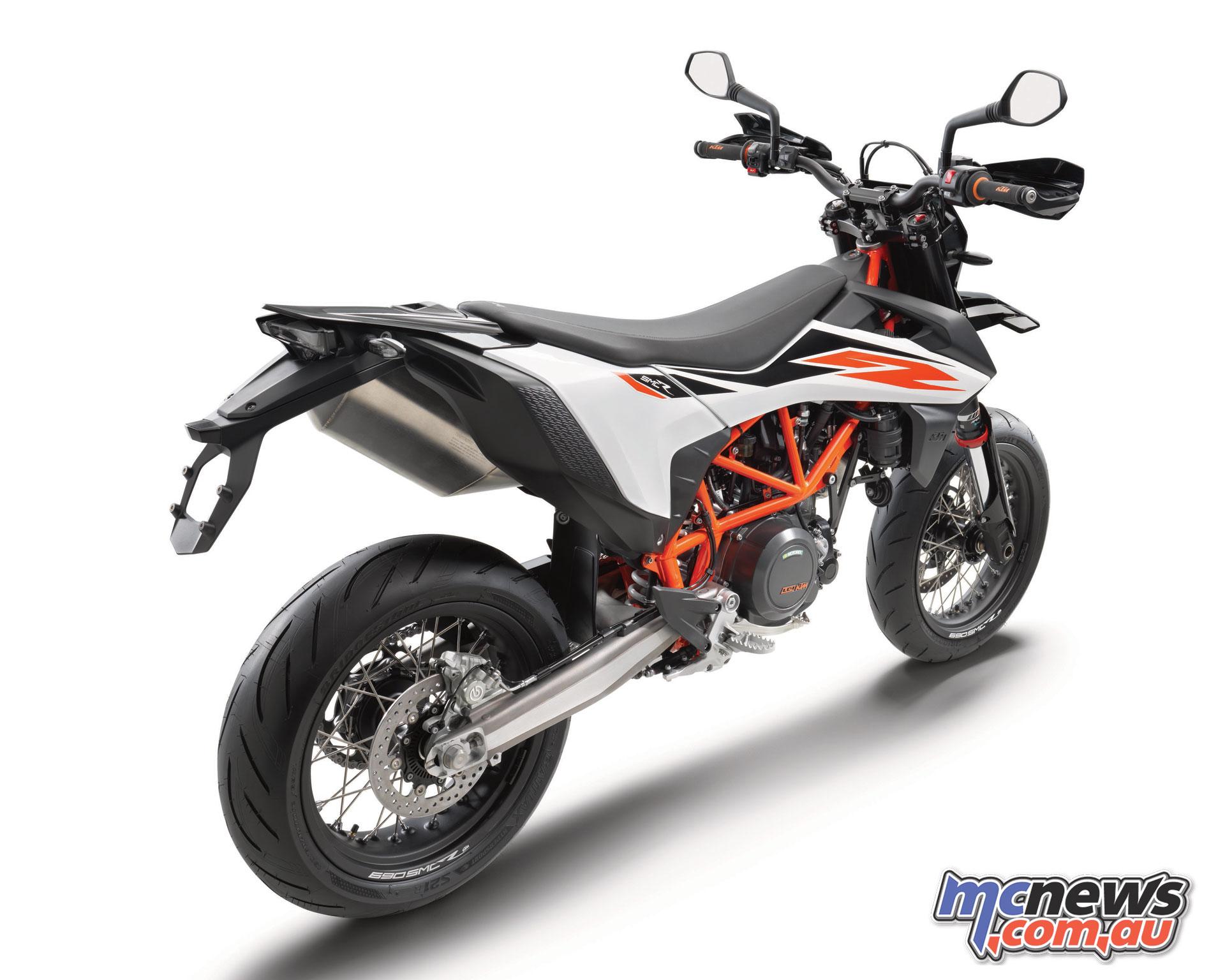 2019 KTM 690 SMC R | Upgraded engine and suspension | MCNews com au