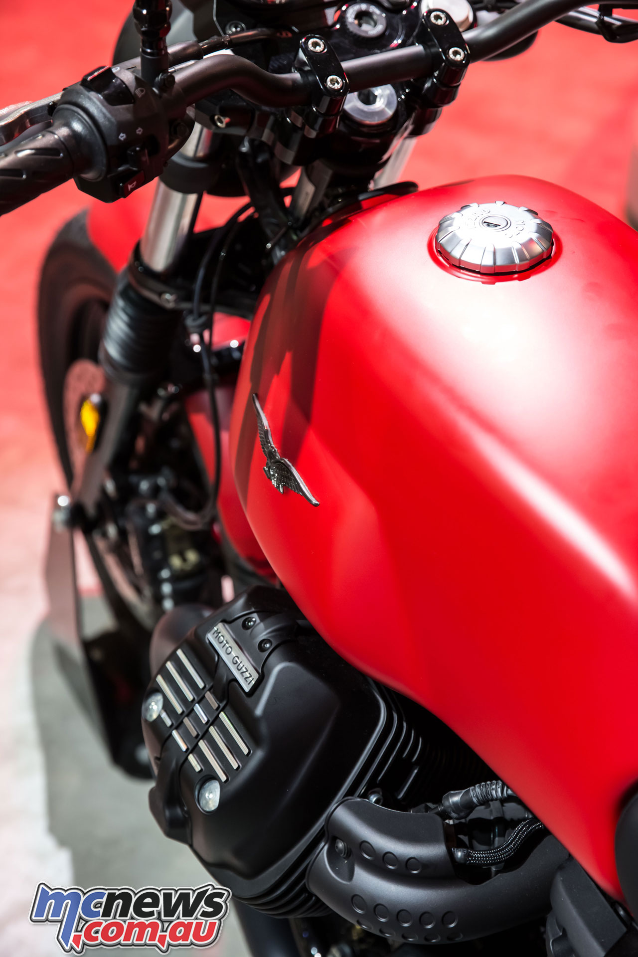 2019 Moto Guzzi V7 III Stone & Stone 'Night Pack' | MCNews