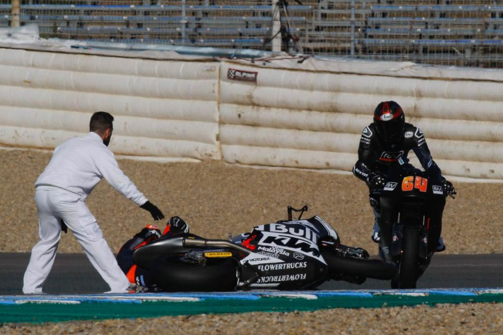 Moto Test Jerez Day Jorge Martin