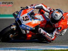 MotoGP Test Jerez Nov Day Danilo Petrucci