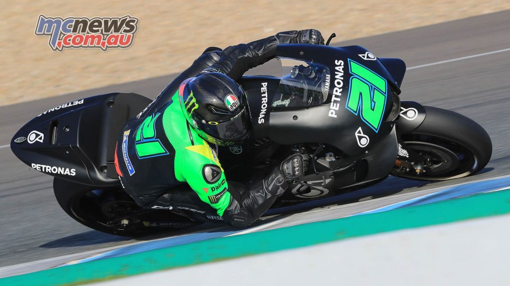 MotoGP Test Jerez Nov Day Franco Morbidelli