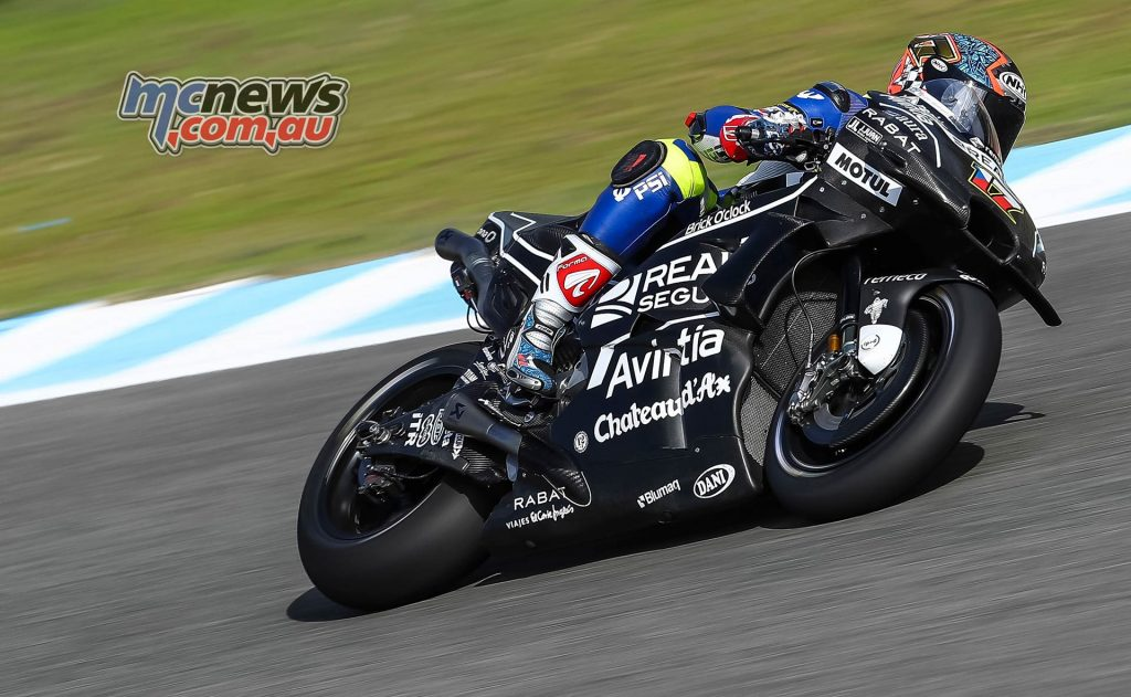 MotoGP Test Jerez Nov Day Karel Abraham