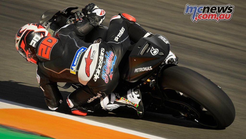 MotoGP Test Valencia Day Fabio Quartararo
