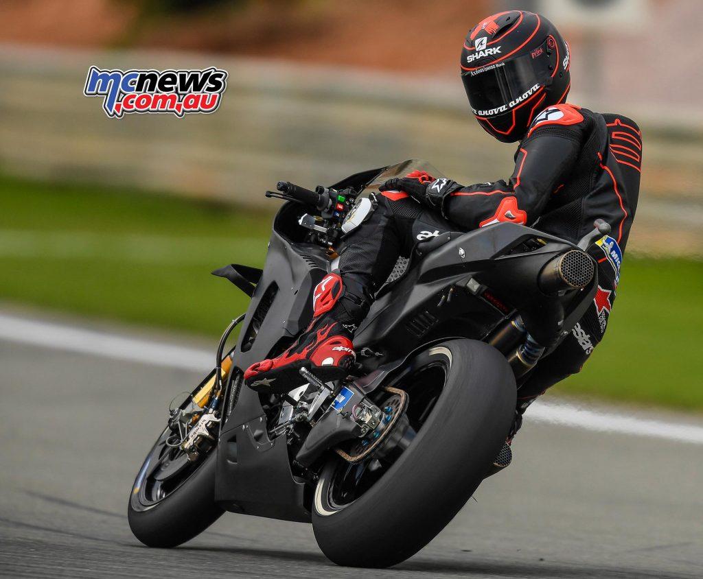 MotoGP Test Valencia Day Jorge Lorenzo