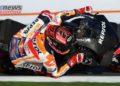MotoGP Valencia Test Marquez GPT AN Cover