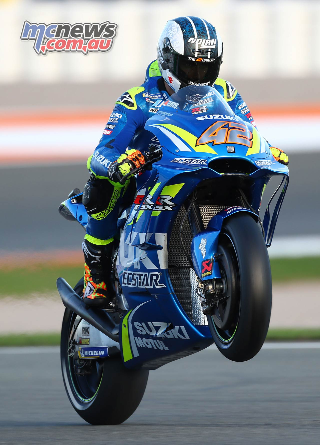 Valencia MotoGP 2019 Test Images   Gallery D   MCNews.com.au
