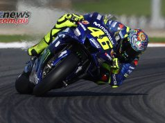 MotoGP Valencia Test Rossi GPT AN Cover