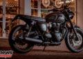 Triumph Bonneville T Ace F