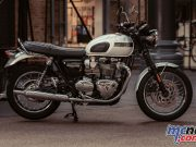 Triumph Bonneville T Diamond Edition