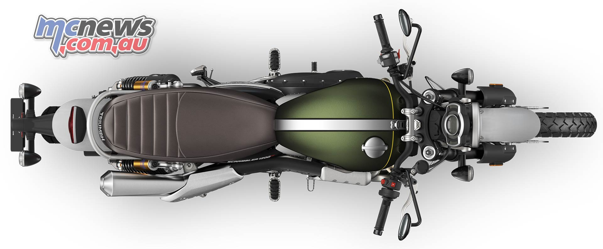 Triumph Scrambler XC Top