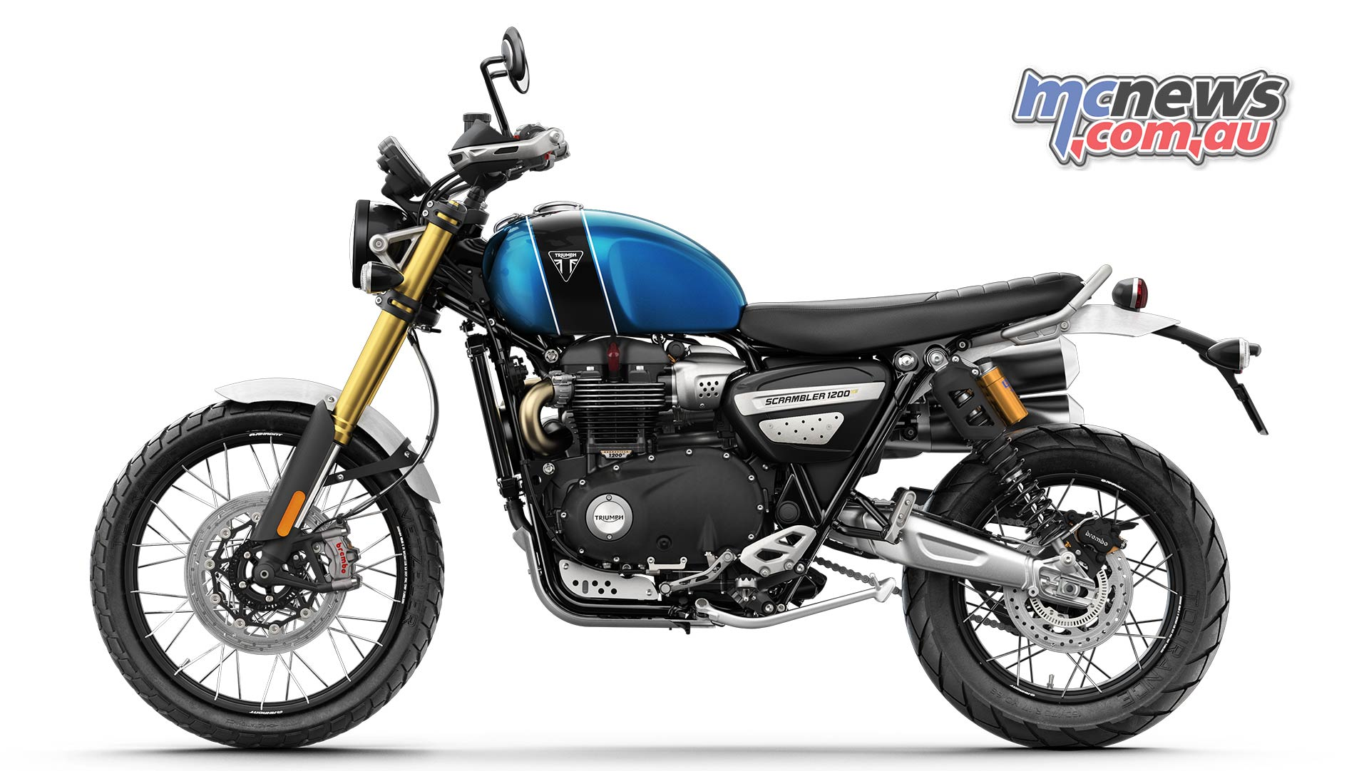 Triumph 1200 Scramblers Look High End And Highly Capable