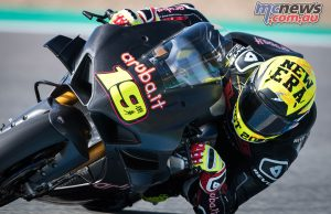 WSBK Test Jerez Nov Day Alvaro Bautista