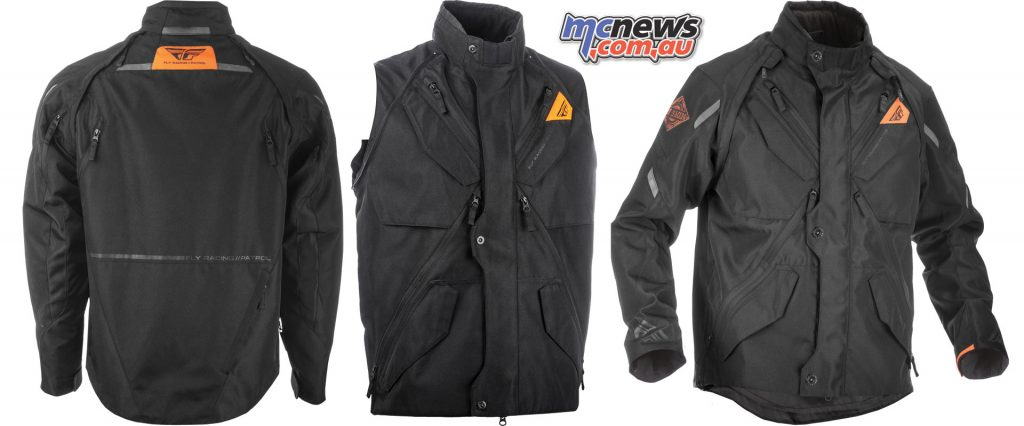 Jacket Patrol
