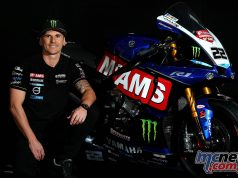 BSB McAMS Yamaha Jason OHalloran