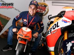 Dani Pedrosa MotoGP Legend