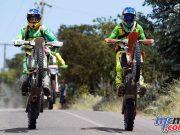 ISDE Chile Day Team Australia JPM