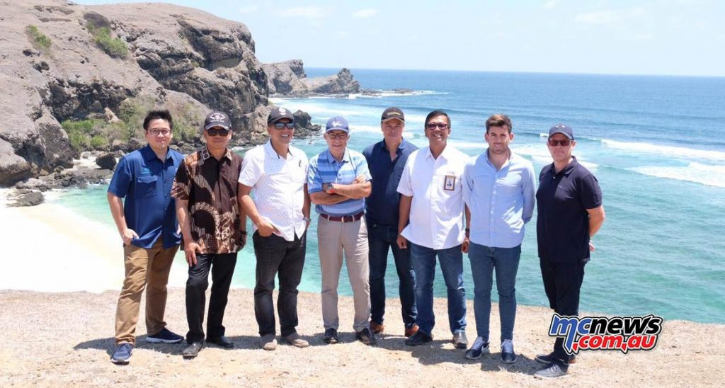 Indonesia Racetrack Meeting