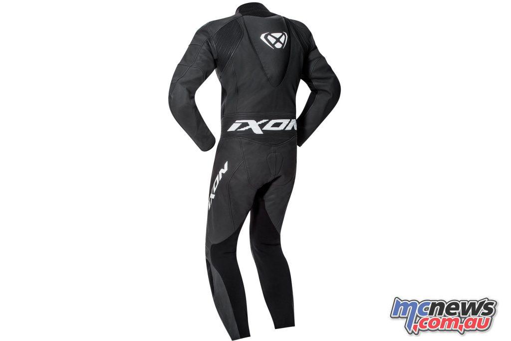Ixon Falcon Race Suit noir blanc