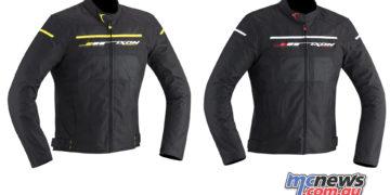 Ixon Helios Mesh Summer Jacket F